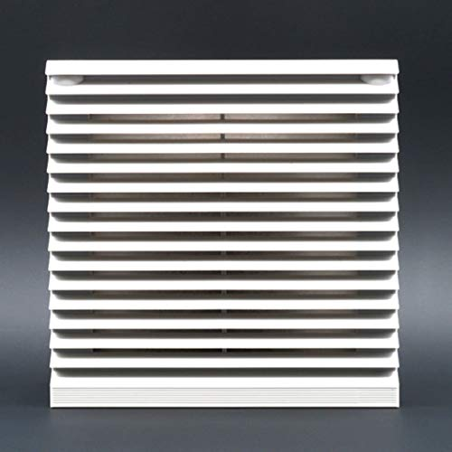 JEONSWOD Filtro de Escape de 148.5 * 148.5 * 28 mm, Filtro de Ventilador de gabinete, Obturador de ventilación, Filtro de Aire para Ventilador de 120 mm