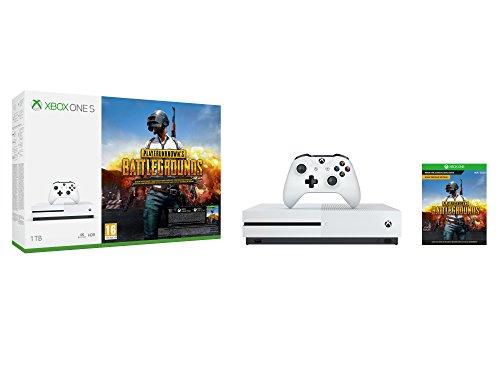 Microsoft Xbox One 1TB inkl Playerunknowns Battlegr. USK 18