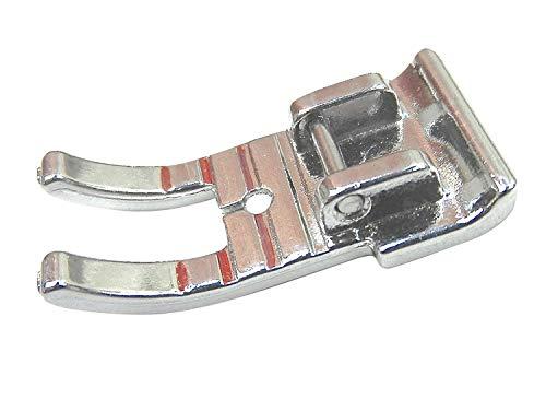 1/4Inch Patchwork pie prensatelas para Husqvarna Viking 205, 210, 230, 250Emerald 116,118, 122Prelude 340, 360Daisy 310, 315, 320, 325, 330, 335Scandinavia 100Máquina de coser