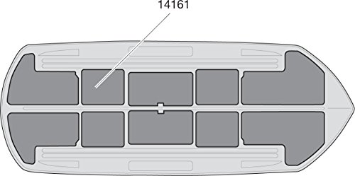 Thule Bodenmatte Dynamic 14161 - 1500014161