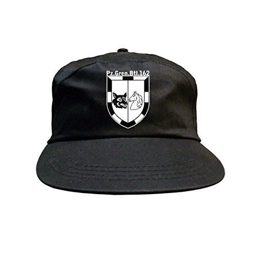 PzGrenBtl162 panzergrenadierbataillon 162 tank armée militaire armée de terre-casquette baseball cap bonnet casquette 3490#