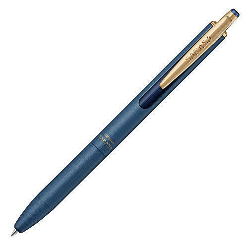 ゼブラ ジェルボールペン サラサグランド 0.5mm ビンテージカラー ブルーグレー P-JJ56-VBGR
