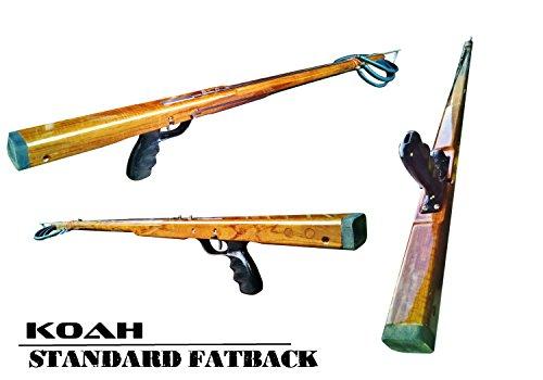Dixie Diver KOAH Spearguns 48in Standard Koah Fatback