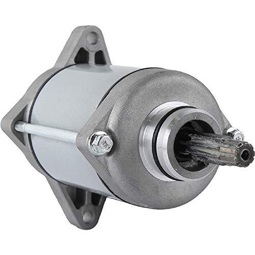 DB Electrical SMU0418 Starter Replacement For: Honda Fourtrax Rancher TRX420 TRX420FA, TRX420FE, TRX420FM FPA FPE FPM TE TM TRX500FE FM FPE FPM Pioneer 500 31200-HP5-601