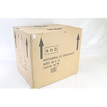Whynter IC-2L SNO 2-Quart Ice Cream Maker