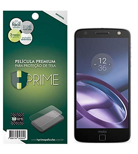 Pelicula Hprime invisivel para Motorola Moto Z, Hprime, Película Protetora de Tela para Celular, Transparente