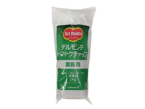 デルモンテ トマトケチャップ(業務用・無着色)1kg