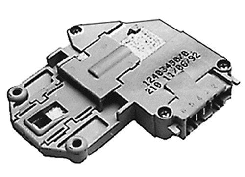 Elektrisch slot - 3 Faston/pins - serie A40TX - JET 600/P - LB400 - POKET 420T - SIRIO JS - REX - ZANUSSI - ELECTROLUX - Cod. Ref. : 1240349017 ex cod. Ref. : 50226735004 deurklink.