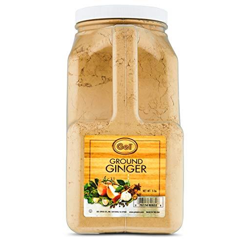 Gel Spice Premium Ground Ginger 5 LB