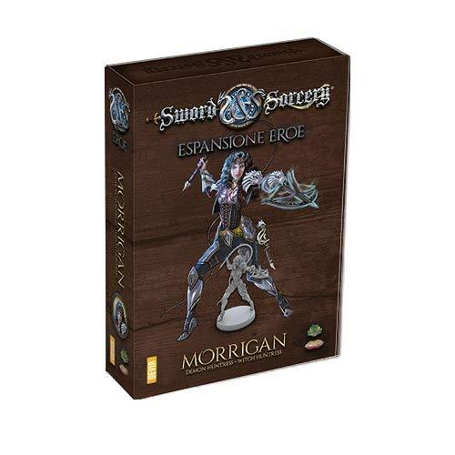 Ares Games Sword & Sorcery: Morrigan ESPANSIONE