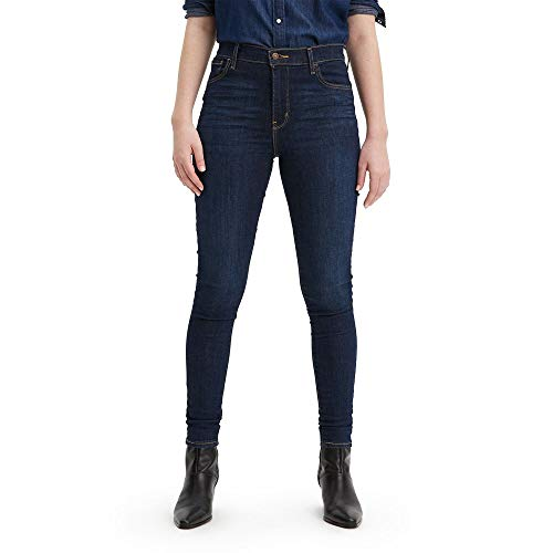 Levi's Women's 720 High Rise Super Skinny Jeans, Indigo Daze, 32 (US 14) R