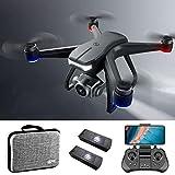 ANAN Quadricottero con Motore Brushless, 6K Drone con GPS Telecamera, Drone GPS Professionale con Telecamera...