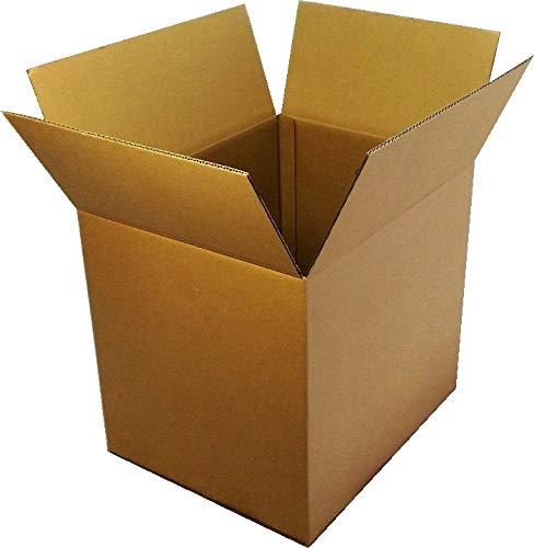 愛パックダンボール ダンボール箱 140サイズ 10枚 段ボール 日本製 無地 持ち手付き