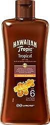 Hawaiian Tropic Protective Dry Oil Sun Oil SPF 6, 200 ml, 1 St