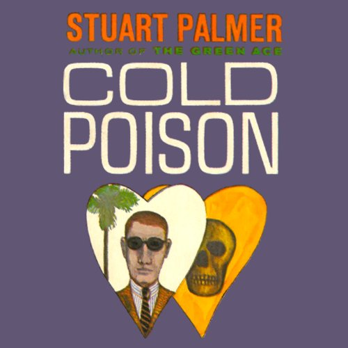 Cold Poison audiobook cover art