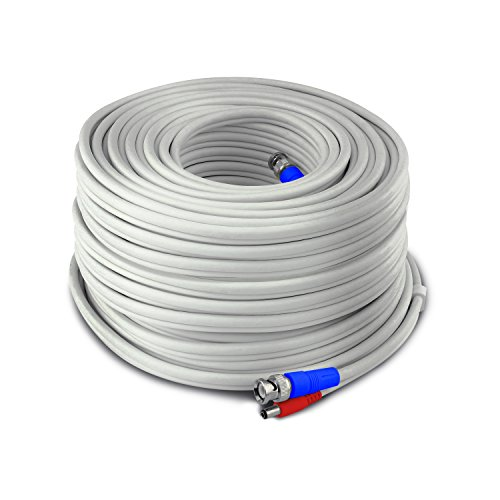 Swann SWPRO-60MTVF - Cable coaxial (60 m, BNC, BNC, Male Connector/Female Connector, Derecho, Derecho)