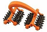 Kabalo balanceo orientable 16 Armas Rueda Volver Cuerpo Piernas Masajeador Reflexología - El estrés y Roller Alivio del Dolor