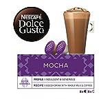 Nescafé Dolce Gusto Mocha Sabor A Chocolate, 16 Cápsulas