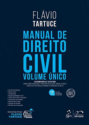 Manual Direito Civil Flávio TARTUCE