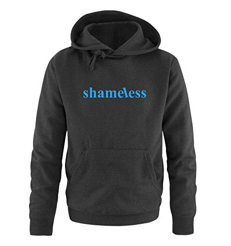 Comedy-Shirts - Sweat-shirt à capuche - Manches Longues - Homme - noir - XXX-Large