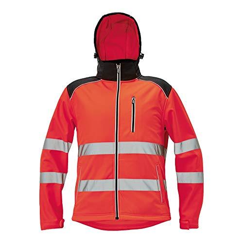 S 10 St/ück CERVA 0301 0071 90 S CLOVELLY PILOT 2in1 HV-Jacke Orange