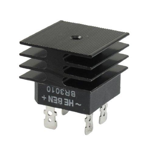BR301030a 1KV Single fase brug gelijkrichter Half-Wave...