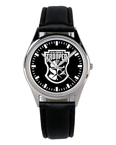 Geschenk für Clone Trooper Star Wars Uhr B-1853