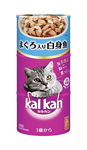 カルカン 『成猫用フード まぐろ味』