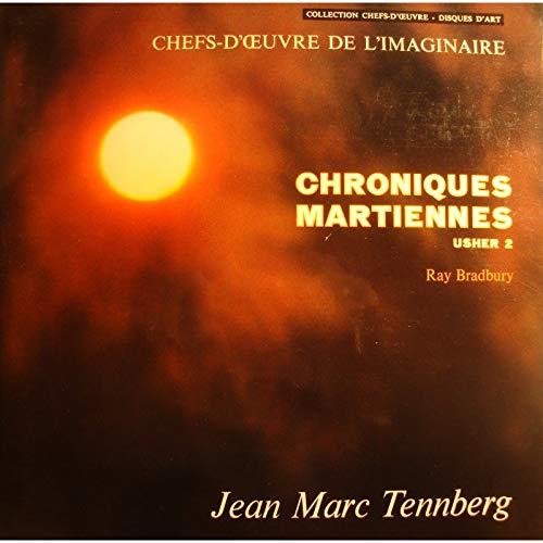 JEAN-MARC TENNBERG chroniques martiennes 2 RAY BRADBURY LP JMT