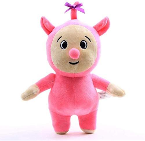 DINEGG Plüsch Spielzeugpuppen Billy und Bam Bam Schöne Weiche Stofftiere Kuschel TV Puppen Geschenk Peluche Doll 30cm YMMSTORY