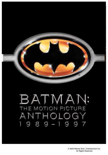 Batman: The Motion Picture Anthology 1989-1997 (Batman / Batman Returns / Batman Forever / Batman & Robin)
