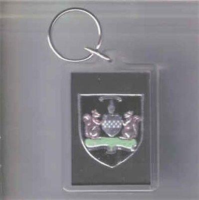 ESSO 1970s retro football badge keyring Kilmarnock FC