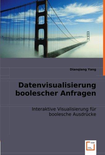 Datenvisualisierung boolescher Anfragen: Interaktive Visualisierung für boolesche Ausdrücke