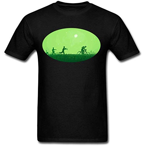 Fantastic Happy Bicycle In DayZ Men's T-Shirt XL