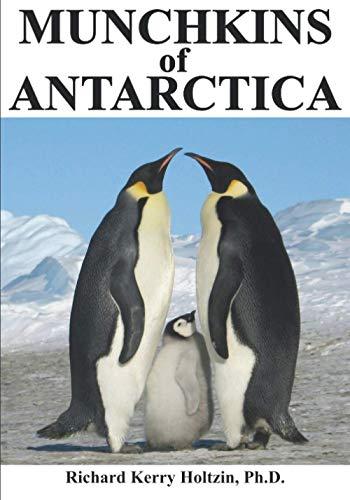 Munchkins Of Antarctica: The Emperor Penguins