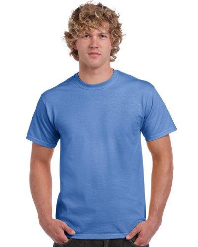 Gildan Gildan Herren Heavy Cotton Tee T-Shirt, Blue (Carolina Blue), S
