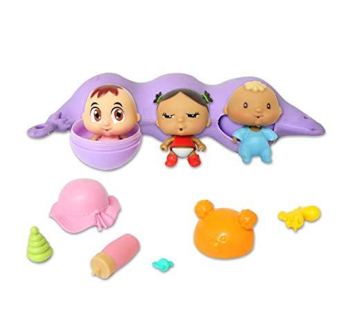 Splash Toys-Pea Pod Babies (Modèle Aléatoire) -Sors les pe