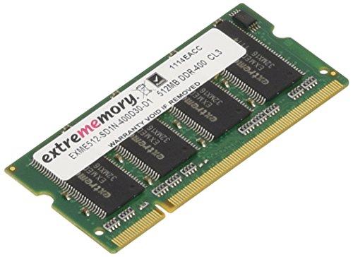 Extrememory EXP512MD1400SR - Memoria RAM de 512 MB (400 MHz, DDR1)