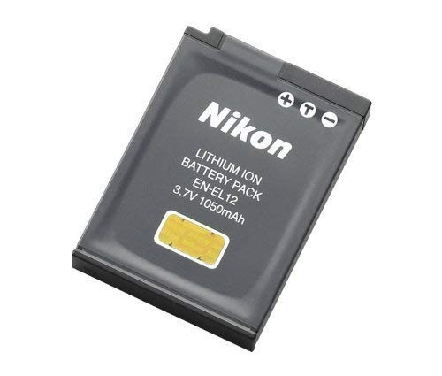 OemNikon EN-EL12 Rechargeable Battery for Nikon Coolpix AW110,AW100, S8200, S9700,S9400, S9500 Digital Camera.
