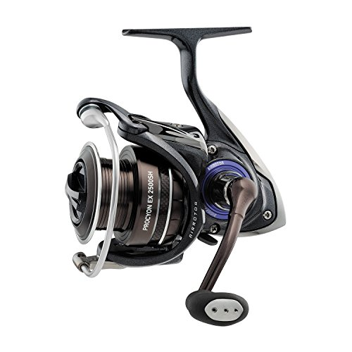 Daiwa Procyon EX 2500 Spinning Reel, Purple