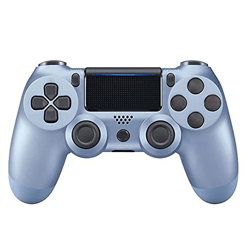 PS4 Gaming Controller, Wireless Controller Playstation 4, Game Joystick für PS4,Touch Panel Dual Vibration Kompatibel mit PS4/PS4 Pro/PC