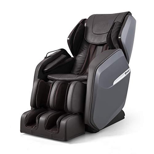 Aront Massage Chair, Full Body Zero Gravity Massage Chair Recliner with SL Track,Full Body Air...
