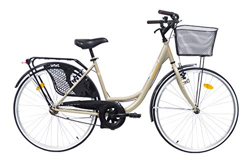 Discovery 26 Nocciola, Bici Olanda Donna 26'' Colore