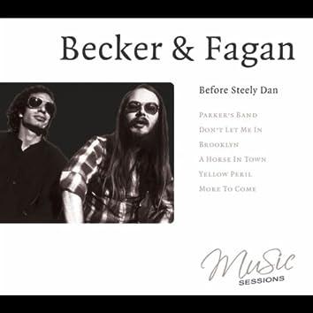 Becker & Fagen - Before Steely Dan