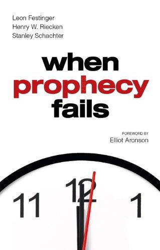 When Prophecy Fails (English Edition) PDF Books
