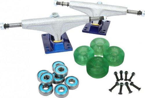 V-Truck Skateboard Set Mod2 - Trucks, Wheels, Bearings, Hardware