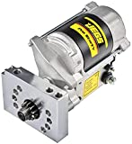 JEGS Prostarter Starter   For Small Block & Big Block Chevy Engines   Made In USA   For Both 153/168 Tooth Flywheels/Flexplates   Cranks Engines Up To 12.5:1 Compression   Straight Mount