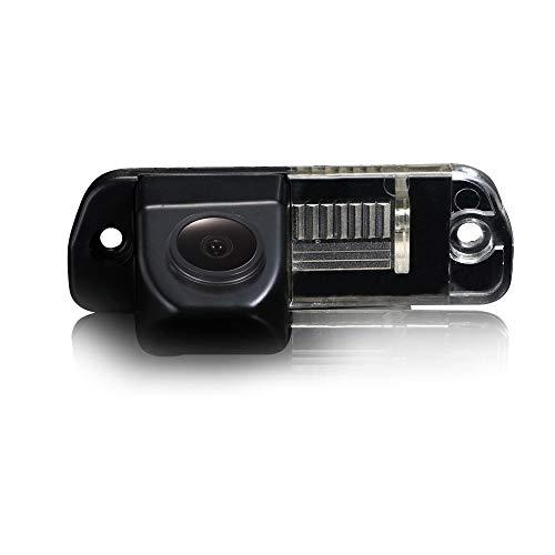 Greatek Parking Caméra HD Super Pro Objectif Vision Nocturne étanche 170 ° Grand Angle Caméra de recul pour Voiture pour Mercedes R W251 R300 ML R63 GL350 ML350 X164