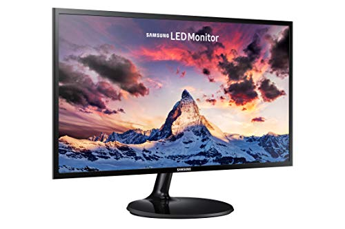 Samsung S27F354F 68,58cm (27 Zoll) Monitor (HDMI,D-Sub, 4 ms (G/G), 1920 x 1080) AMD Freesync, PLS Panel, schwarz
