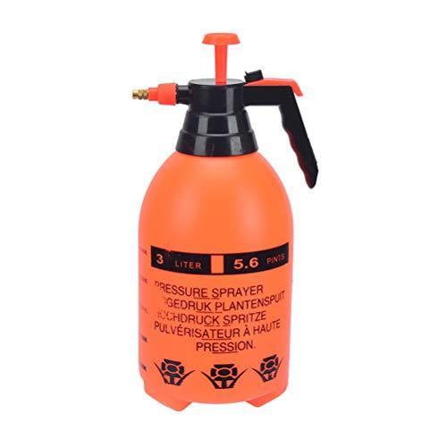 Yardwe Sprühflasche Pflanzen Garten Sprayer Flasche für Pflanzen Garten Wasser Mister Handpumpe Sprayer Handheld Drucksprüher für Garten und Rasen Portable Sprayer (3L Kapazität)